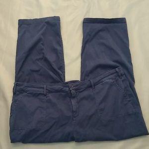 NYDJ Twill navy blue pants